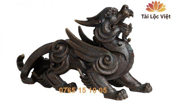Tượng Tỳ Hưu Phong Thủy